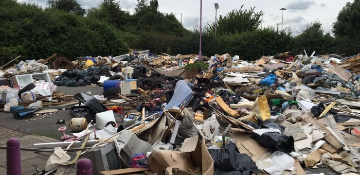 Fly Tip Clean-Up
